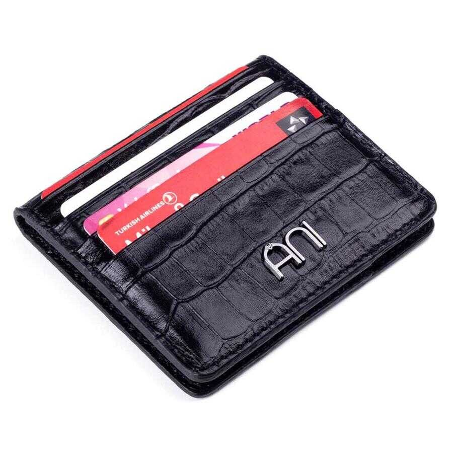 mens card holder wallet